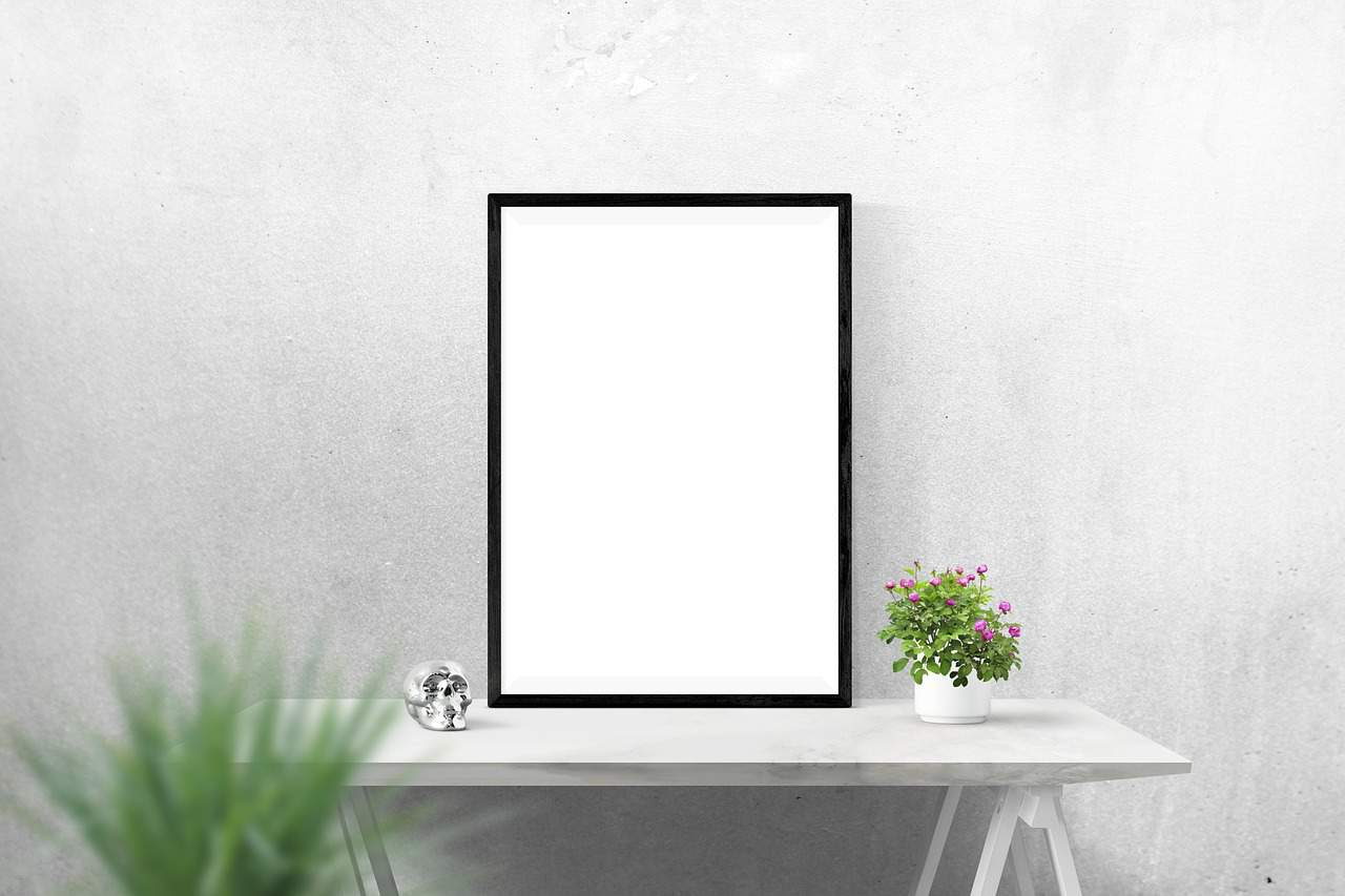 canvas leer - Personal Branding - der Weg zum Erfolg