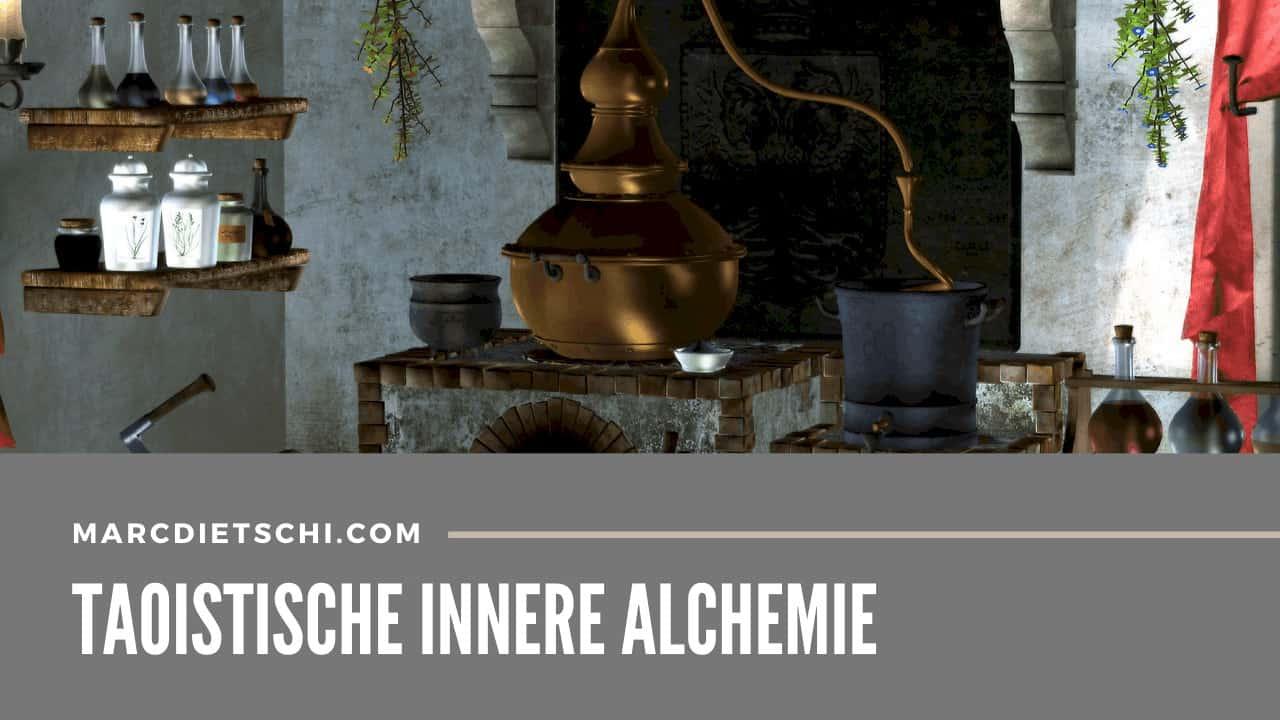 taoist alchemy - Taoistische Alchemie - Das goldene Elixier