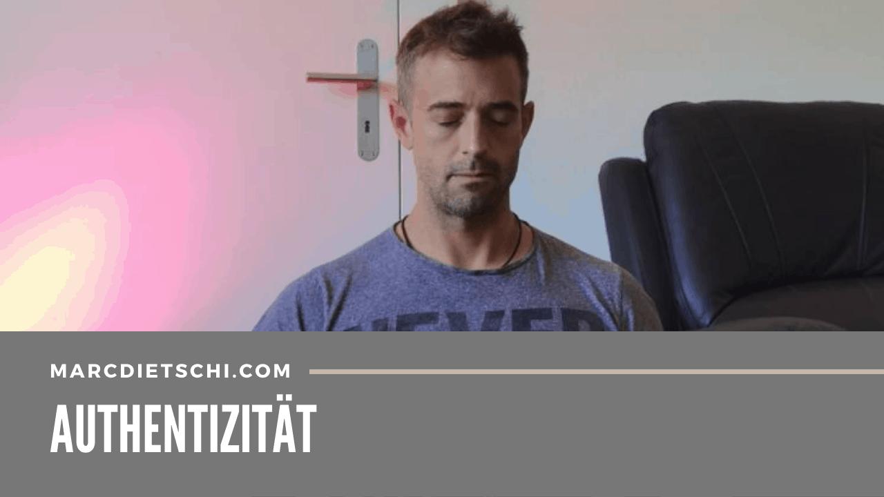 """AUTHENTIZITAET - Authentizität - Bist Du """"echt""""?"""