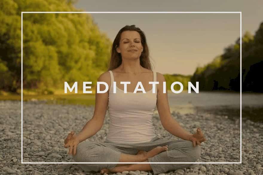 meditation button - Für Privatpersonen