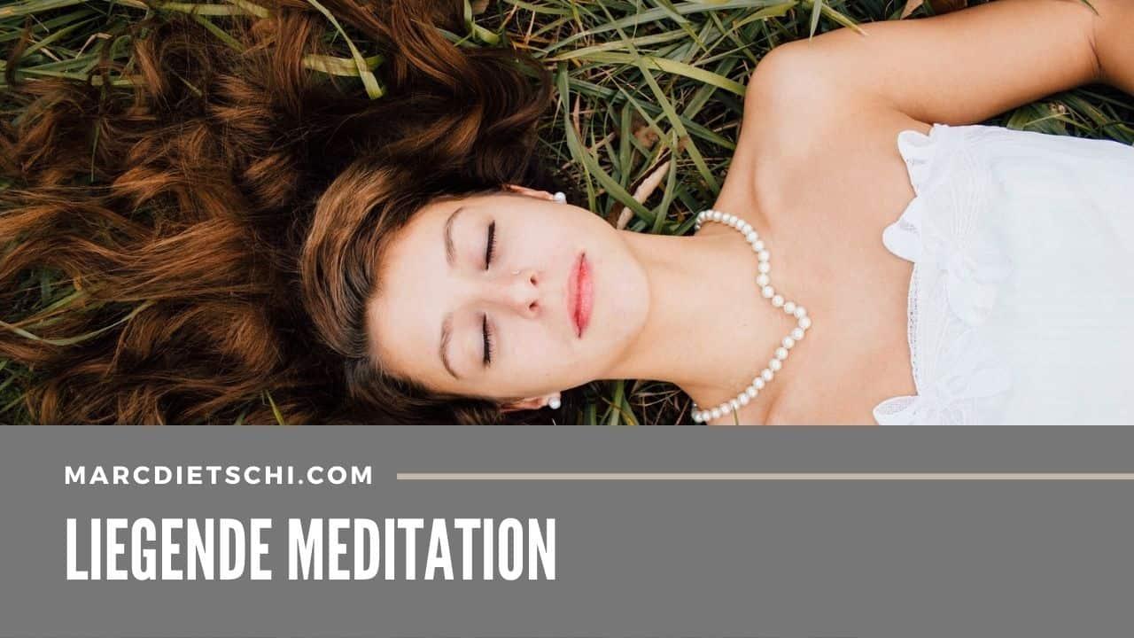 liegende meditation - Schlaf Qi Gong - Liegende Meditation