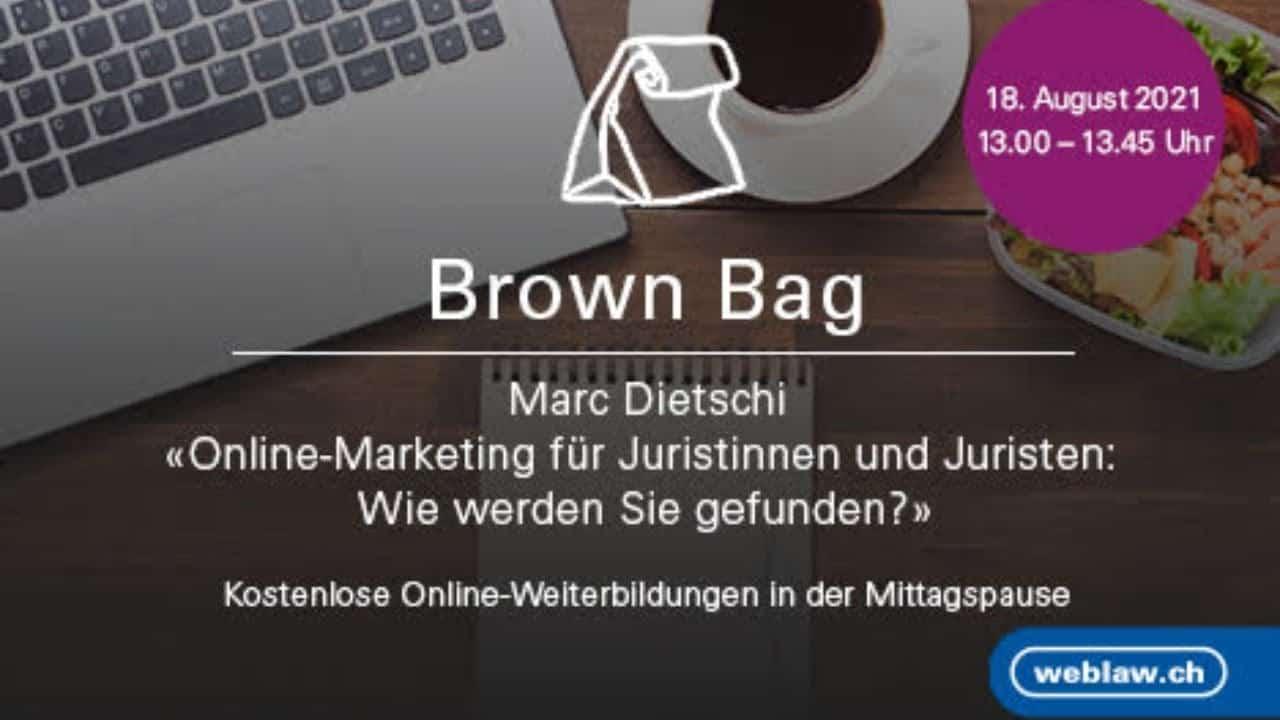 online marketing - Online-Marketing für Juristinnen und Juristen